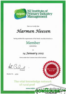 Dairy Management  And Plant Systems